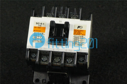 SC-5-1 New FUJI Contactor 110VAC