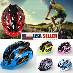 Cycling Bicycles Helmet Sports Adult Mens Women Bikes Helmet Mountain Shockproof