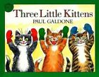 Three Little Kittens by Paul Galdone (Mixed media product, 2007)