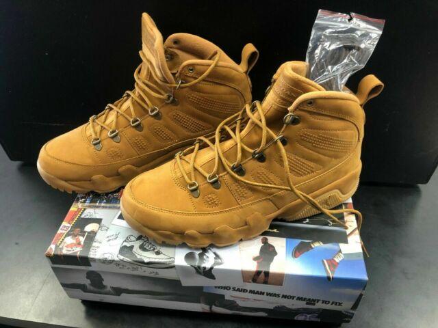 Nike Air Jordan 9 Retro Boot NRG Wheat