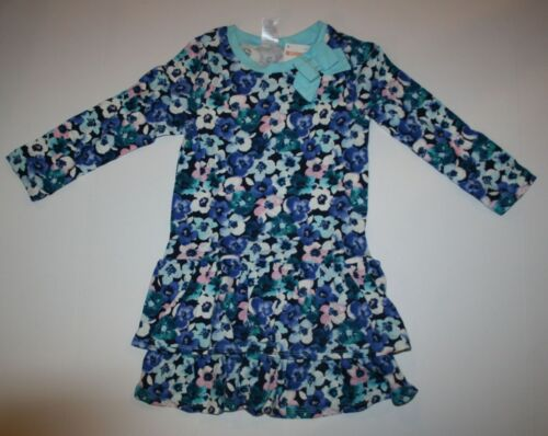 NEW Gymboree Outlet Floral Print Tiered Ruffle Dress NWT Size 4 5 6 7 8 10 Year