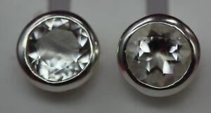 Edler-2-6-Carat-Bergkristall-Ohrstecker-925-Silber-Ohrring-wundervoller-Edelstei