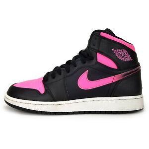 Black-Hyper Pink-White (GS) Size 6.5