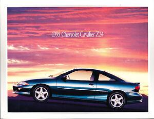 chevrolet cavalier z24 1995