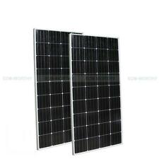 2x100W 200W 12V Mono Solar Panel for off Grid Solar System Kit for Caracan Home