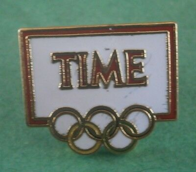 Sports Memorabilia London 2012 Time Olympic Rings Advertising Pin Badge Stud Fitting Bringing More Convenience To The People In Their Daily Life