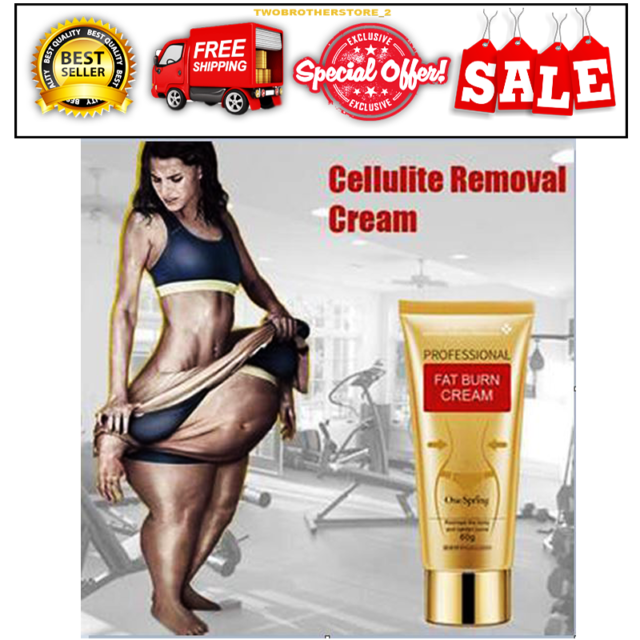 2019 Cellulite Removal Cream Fat Burning Slimming Cream Muscle Relaxer Xmas