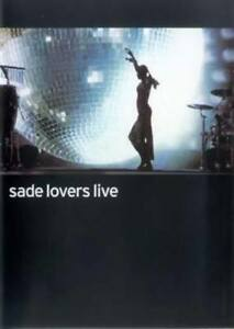Sade-Lovers-Live-DVD-2003-cert-E-NEW-FREE-Shipping-Save-s