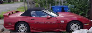 Corvette Pace Car 1986