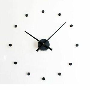 Acrylic Wall Watch Clock Home Decoration Minimalist Simple Living Room Accessory