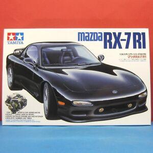 Tamiya-1-24-Mazda-RX-7-R1-with-13B-Rotary-Tubro-Engine-model-kit-24116