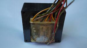 Netztransformator-230-V-sek-44-V-2-A-diverse-Kleinspannungen
