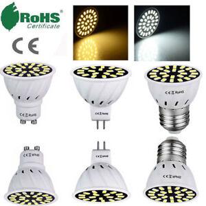 Mr16 Gu10 E27 Led Light Bulb Led Spotlight Smd 5733 Energy Saving 4w 6w 8w 110v 220v Led Lamp Lampada Led Spot Light Home Lights Lights & Lighting Light Bulbs