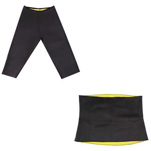 Waist-Trimmer-Exercise-Wrap-Belt-Slim-Burn-Fat-Sweat-Weight-Loss-Body-Shaper-FNB