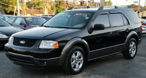 2006 Ford FreeStyle / Taurus X Limited