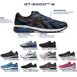 Asics-GT-2000-8-Overpronation-Gel-Men-Road-Running-Marathon-Shoes-Pick-1