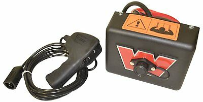 WARN 38844 8274 Winch Electric Control Pack Mount Upgrade Kit Solenoid Pack