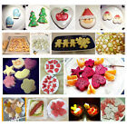 Baking Metal Aluminum Sugar Cake Biscuit Cookie Cutter Decor Mould DIY Tool FT