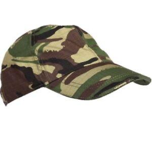 Gorra-Camuflaje-Adulto-Gorra-De-Beisbol-Unisex-Camuflaje-Sombrero-Ejercito-Militar-Camuflaje-Gorra