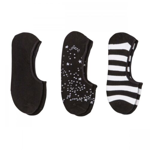 NWT A New Day Women/'s Cushion Sneaker Liner Socks 3 Pack