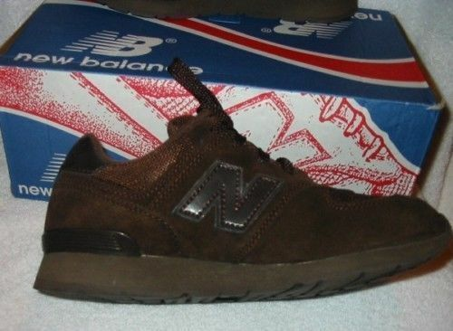 NEW Schuhe BALANCE BROWN LEATHER ATHLETIC Schuhe NEW SZ 5.5 M NIB b9ea43