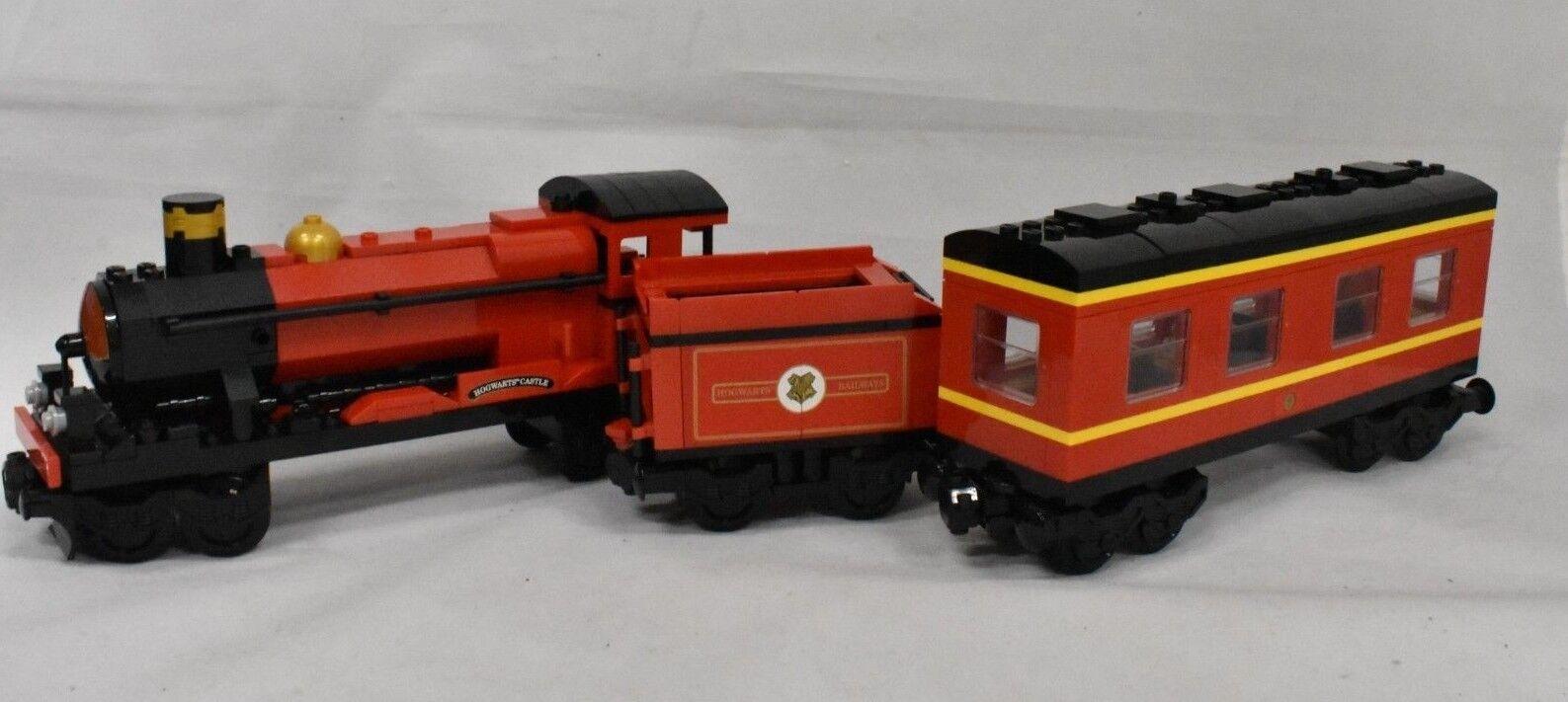 consegna rapida Lego Harry Potter Potter Potter HOGWARTS EXPRESS TRAIN Engine Tender Passenger auto 4841 AIEA  offerta speciale