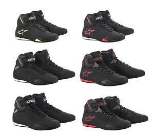 Alpinestars Sektor Vented Shoes Black 9