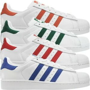 adidas superstar different colors