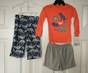 e8a1a20d7 Baby Boy s Carter s Graphic Pajama 3-Piece Set Size 18 Months ...
