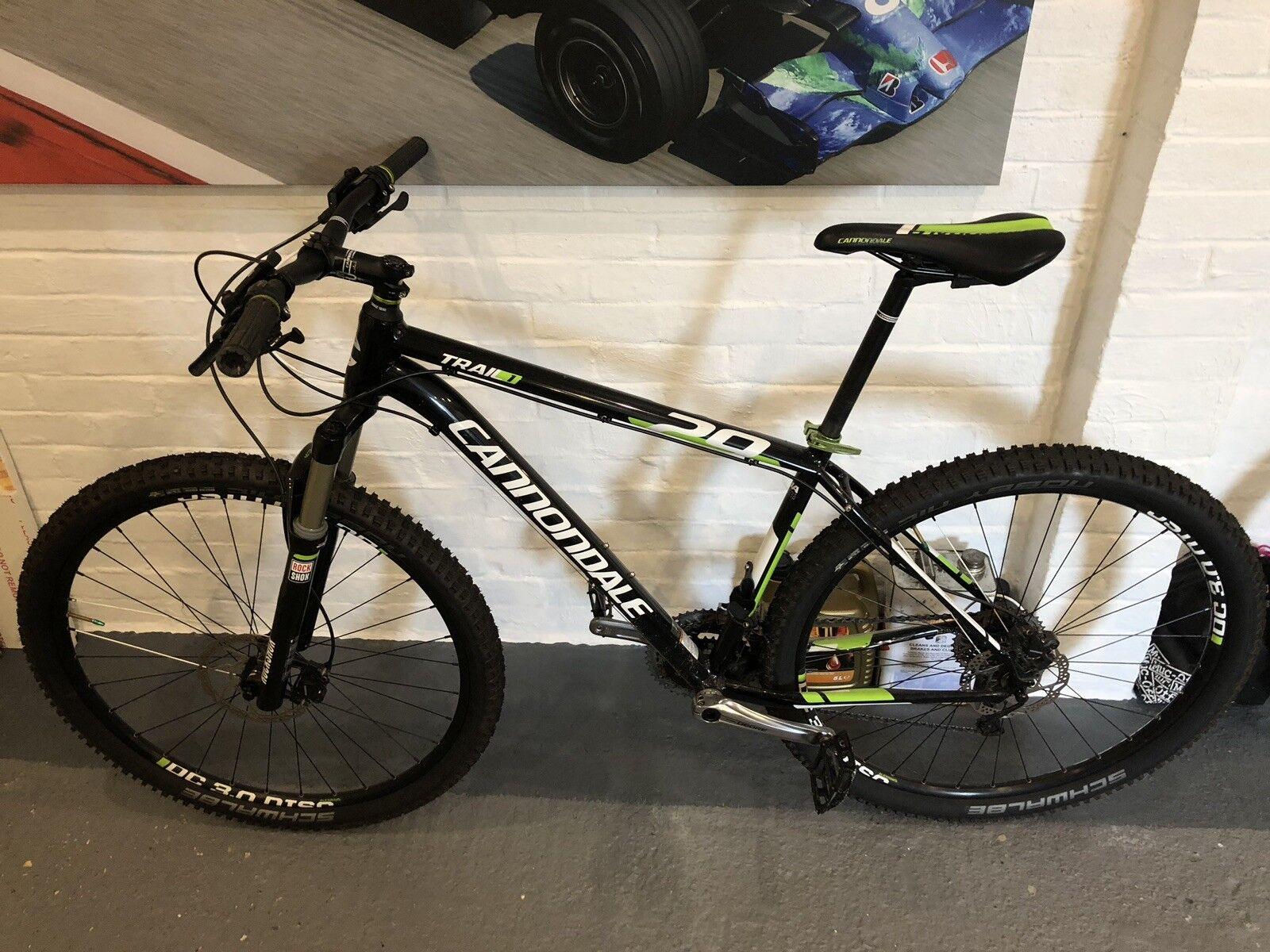 Cannondale hardtail MTB Trail1 29er