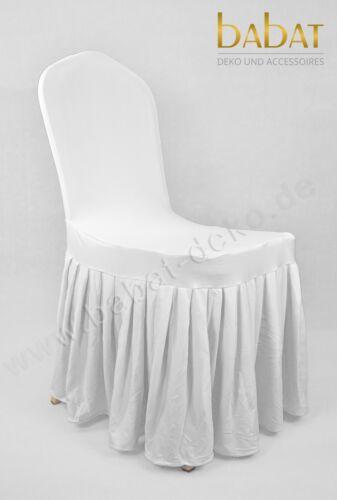 Classic Stuhlüberzug für Geburtstag Stretchhussen Classic mieten für Hochzeit