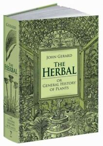 Herbal-or-General-History-of-Plants-The-Complete-1633-Edition-Hardcover-by