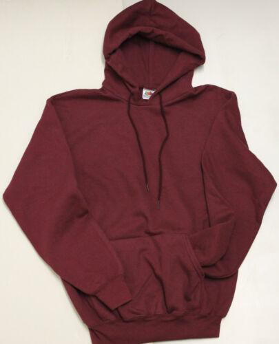 Kapuzen Pullover Hoodie Sweatshirt Shirts Gr S-XXL versch Farben R17A