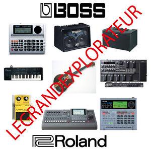 ultimate roland boss repair service manual notes 415 pdf manuals rh ebay com boss dd-5 service manual boss dd5 manual español