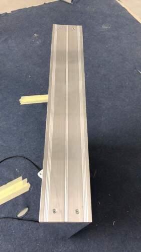LED Lichtwerbung 2-seitig 70cm x 50cm inkl Druck und Entwurf
