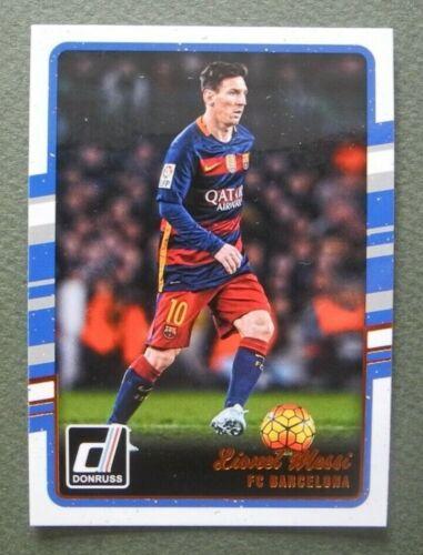 2016-17 Donruss Soccer Panini mapa individual para selección trading card choose 1-100