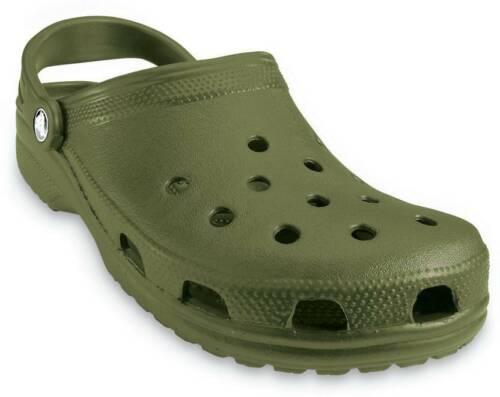 colors 25 vegan CROCS Original CLASSIC Clogs Shoes sandals sizes  4-17