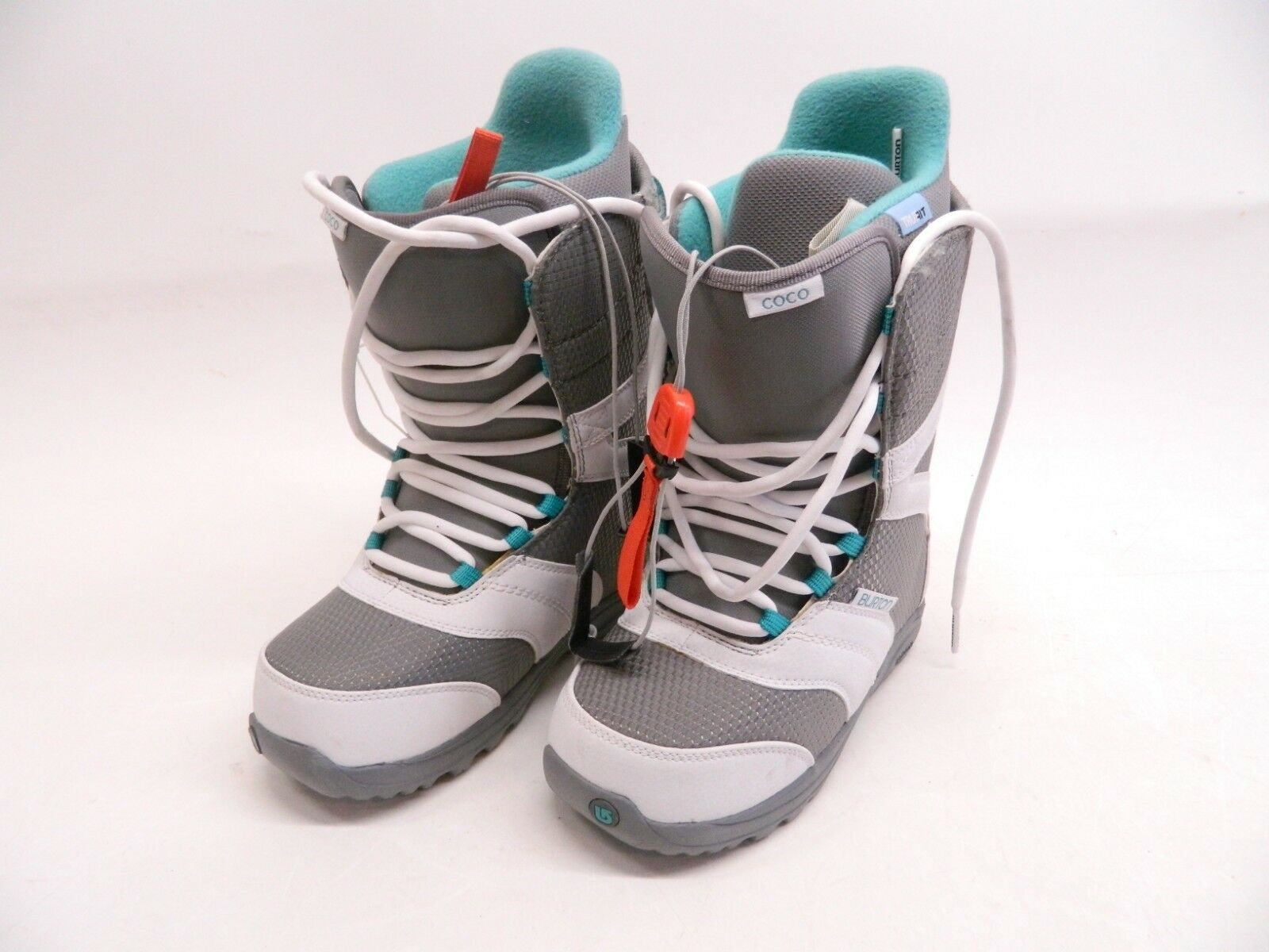 Mismatch Replacement Burton Coco Snowboard Boots Women's Size 6 Left & 7 Right