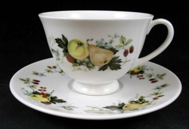 """Royal Doulton MIRAMONT Cup and saucer Set 6 1/4"""" saucer TC1022 GREAT CONDITION"""