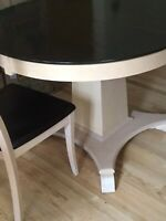 Table Ronde Buy Or Sell Dining Table Sets In Gatineau Kijiji