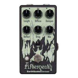 Earthquaker Devices Afterneath V3 Enhanced Otherworldy Reverberation machine