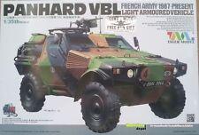 Tiger Model Panhard VBL Light Armoured Vehicle  1:35