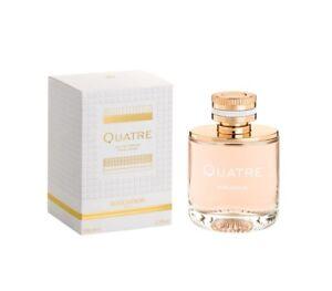 Parfum-BOUCHERON-QUATRE-EAU-DE-PARFUM-100ML-Neuf-Et-Sous-Blister