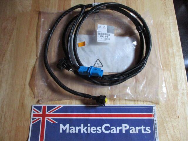 Sensational Peugeot 407 Genuine Headlamp Wiring Loom Harness 6567Hw For Sale Wiring Database Unre4X4Andersnl