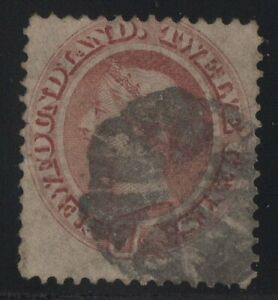 MOTON114-28a-Newfoundland-Canada-used-fancy-cancel