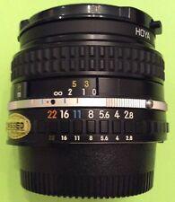 Nikon Lens Series E 28mm 1:2.8