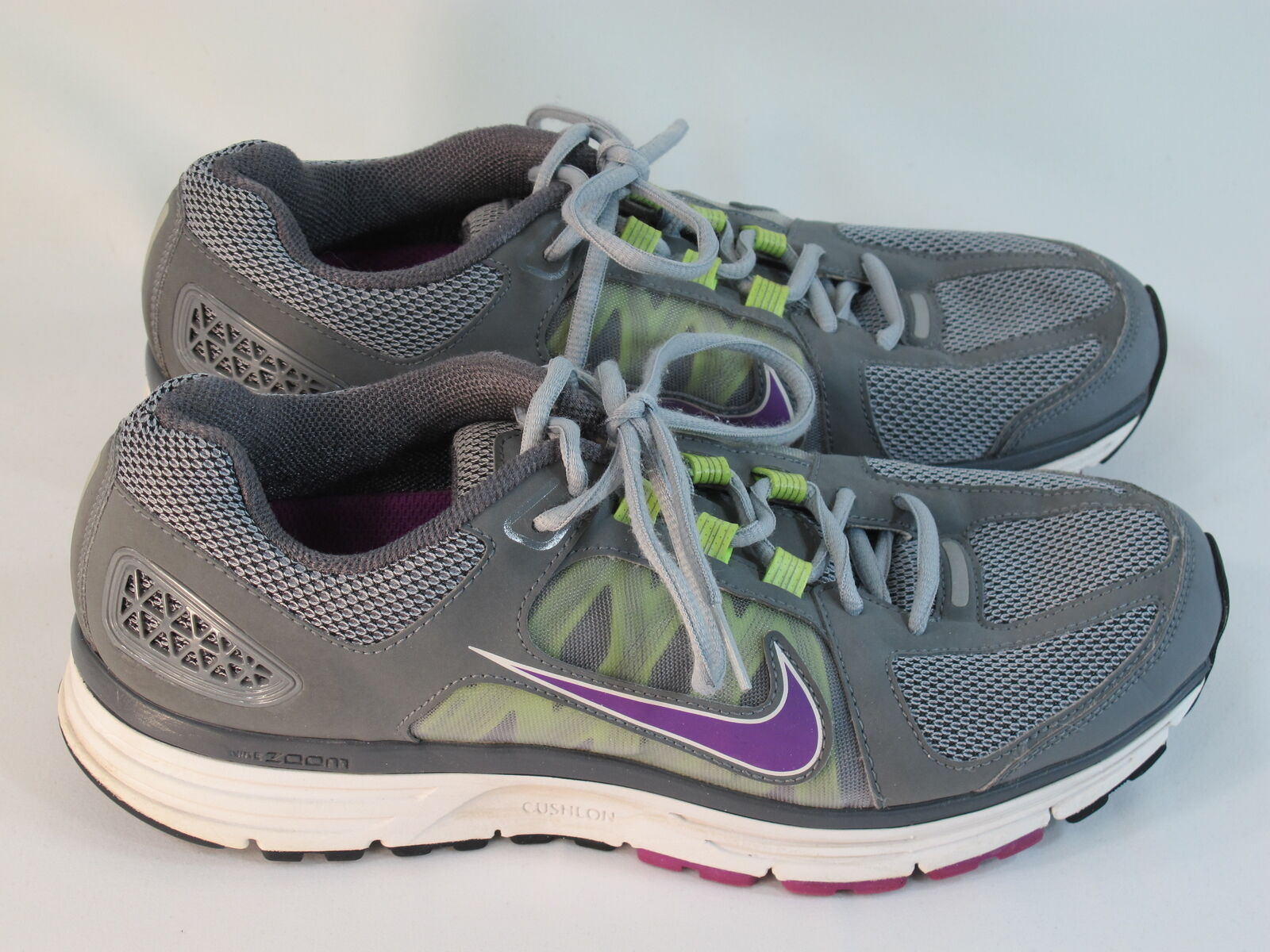 Nike Zoom Vomero+ 7 Running Shoes Women's Size 9.5 US Excellent Plus Condition