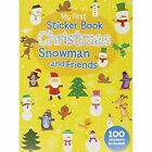 My First Christmas Sticker Book - Snowman and Friends by North Parade Publishing (Novelty book, 2014)