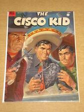 CISCO KID #15 VF (8.0) DELL COMICS JUNE 1953