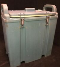 Cambro Blue Insulated Soupbeverage Carrier 350lcd 338 Gallon Capacity 1u